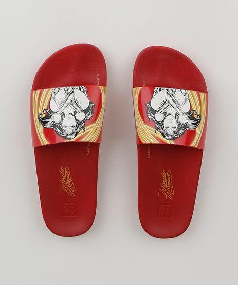 Chinelo-Slide-Feminino-Zaxy-Mulher-Maravilha-Vermelho-9959914-Vermelho_1
