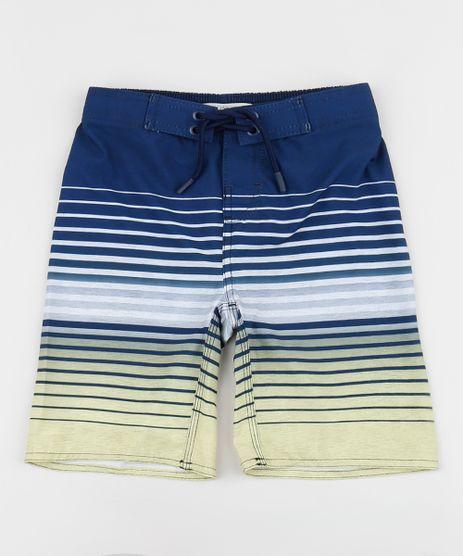 Bermuda-Surf-Infantil-Estampada-Listrada-Azul-Marinho-9954477-Azul_Marinho_1