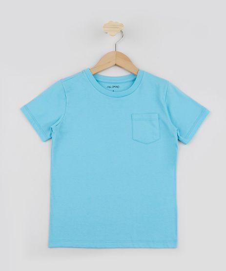 Camiseta-Infantil-Basica-com-Bolso-Manga-Curta-Azul-Claro-9567186-Azul_Claro_1_1