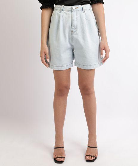 Short-Jeans-Feminino-Mindset-Slouchy-Cintura-Super-Alta-Azul-Claro-9964408-Azul_Claro_1