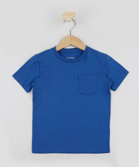 Camiseta-Infantil-Basica-com-Bolso-Manga-Curta-Azul-2-9567186-Azul_2_1