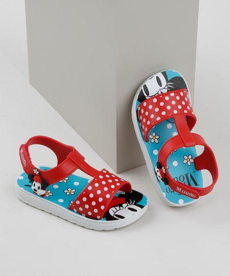 Sandalia-Infantil-Grendene-Minnie-Estampada-com-Velcro-Vermelha-9957815-Vermelho_1
