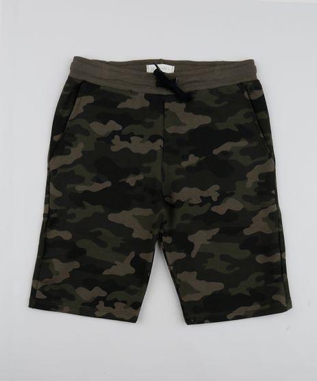 Bermuda-Juvenil-Estampada-Camuflada-com-Bolsos-Verde-Militar-9954271-Verde_Militar_1