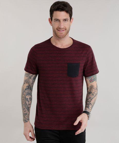 Camiseta-Listrada-com-Bolso-Vinho-8709075-Vinho_1
