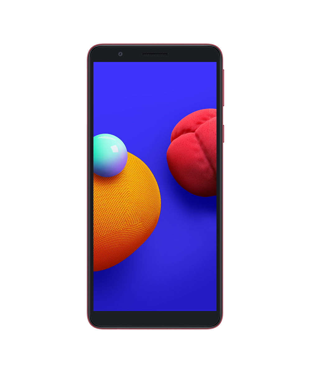 Smartphone Samsung A013 Galaxy A01 Core 32GB Vermelho