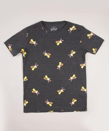 Camiseta-Infantil-Bart-Os-Simpsons-Manga-Curta-Cinza-Mescla-Escuro-9945200-Cinza_Mescla_Escuro_1