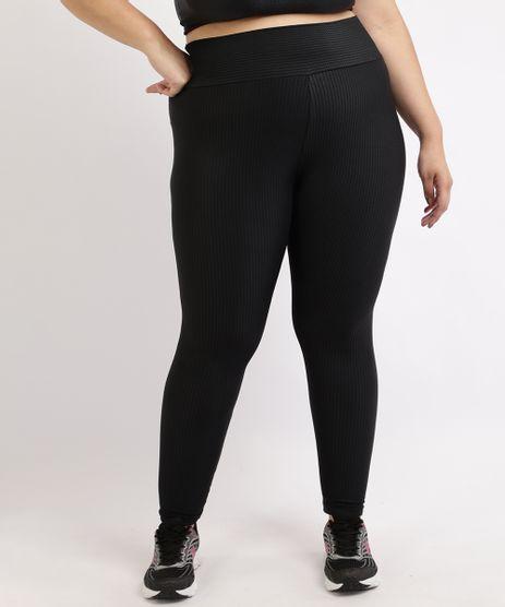 Calca-Legging-Feminina-Plus-Size-Esportiva-Ace-Texturizada-Cintura-Alta-Preta-9959548-Preto_1
