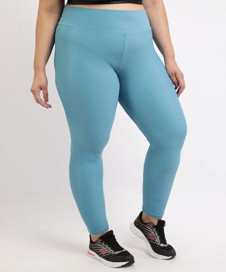 Calca-Legging-Feminina-Plus-Size-Esportiva-Ace-Texturizada-Cintura-Alta-Azul-Claro-9959548-Azul_Claro_1