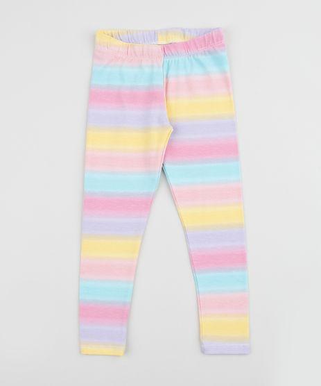 Calca-Legging-Infantil-Estampada-Listrada-Multicor-9953612-Multicor_1