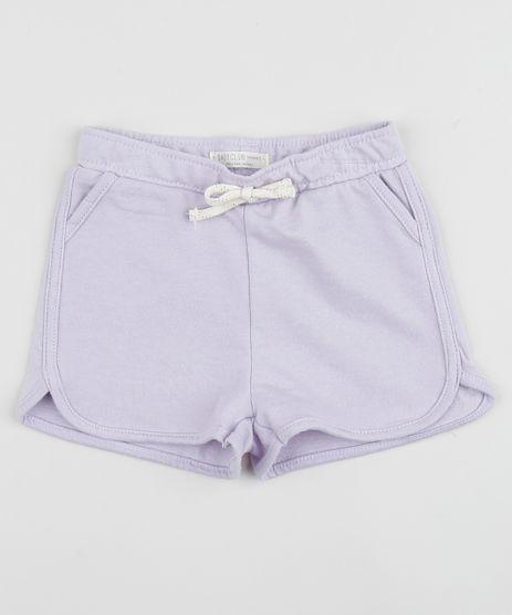 Short-Infantil-Running-com-Cordao--Lilas-9961481-Lilas_1