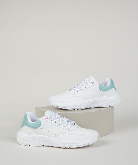 Tenis-Feminino-Sneaker-Chunky-com-Recortes-Branco-9962813-Branco_1