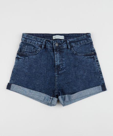 Short-Jeans-Juvenil-com-Bolso-e-Barra-Dobrada-Azul-Medio-9959492-Azul_Medio_1