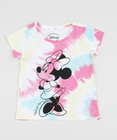 Blusa-Infantil-Minnie-Estampada-Tie-Dye-Manga-Curta-Rosa-9959650-Rosa_1