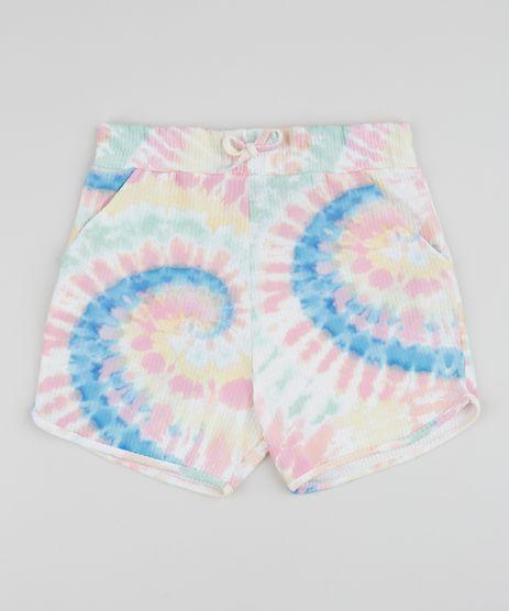 Short-Juvenil-Running-Estampado-Tie-Dye-com-Bolsos-Off-White-9963351-Off_White_1