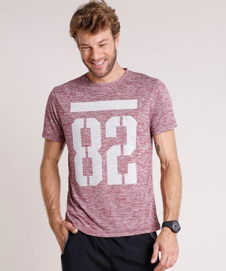 Camiseta-Masculina-Esportiva-Ace--82--Mescla-Manga-Curta-Gola-Careca-Vinho-9868949-Vinho_1