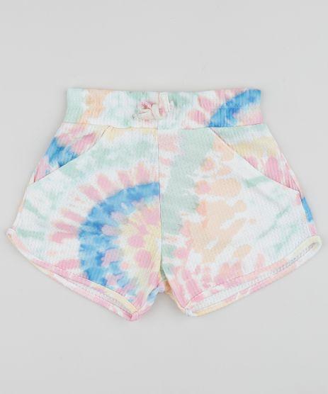 Short-Infantil-Running-Estampado-Tie-Dye-com-Bolsos-Off-White-9963352-Off_White_1