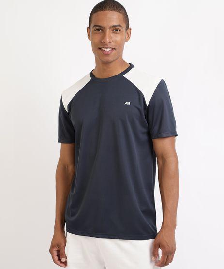 Camiseta-Masculina-Esporte-Ace-Futebol-com-Recortes-Manga-Curta-Gola-Careca-Azul-Marinho-9962231-Azul_Marinho_1