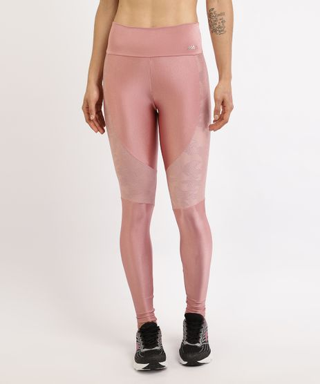 Calca-Legging-Feminina-Cintura-Alta-com-Brilho-e-Recorte-Camuflado-Rosa-Escuro-9945721-Rosa_Escuro_1