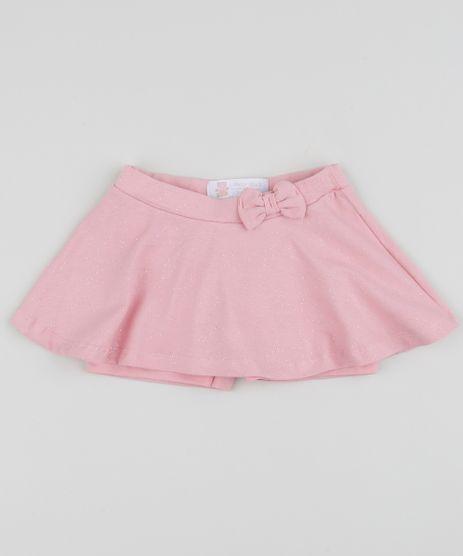Short-Saia-Infantil-com-Glitter-com-Babados-Rosa-Claro-9958874-Rosa_Claro_1