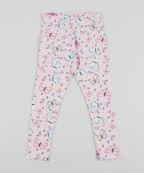 Calca-Legging-Infantil-Estampada-de-Borboletas-Rosa-9953609-Rosa_1