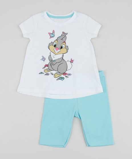 Conjunto-Infantil-Tambor-Bambi-de-Blusa-Manga-Curta---Bermuda-Ciclista-Branco-9954997-Branco_1