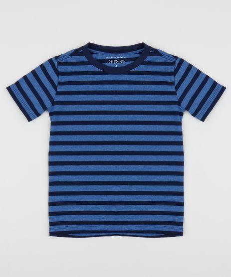 Camiseta-Infantil-Estampada-Listrada-Manga-Curta-Azul-Marinho-9962992-Azul_Marinho_1