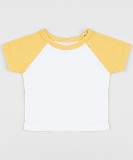 Camiseta-Infantil-Basica-Manga-Curta-Raglan-Amarela-9962827-Amarelo_1