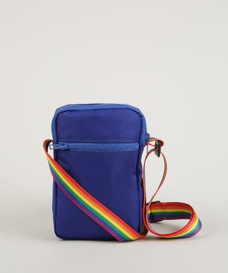 Bolsa-Shoulder-Bag-Masculina-Transversal-Pequena-Pride-com-Bolso-Azul-9953866-Azul_1