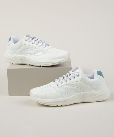 Tenis-Chunky-Feminino-Oneself-com-Recorte-Branco-9962572-Branco_1