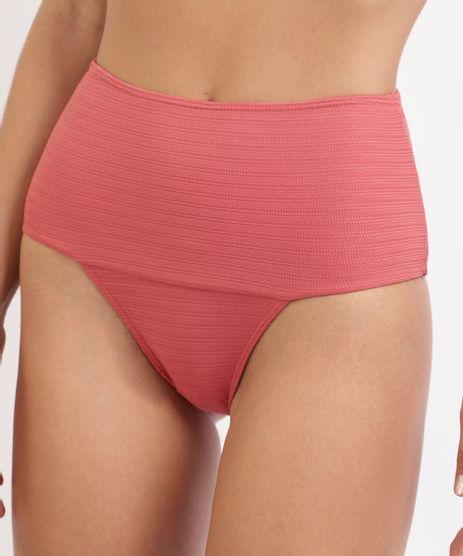 Biquini-Calcinha-Feminino-HotPant-em-Malha-Texturizada-Vermelho-Claro-9955973-Vermelho_Claro_1