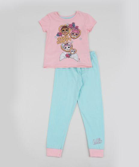 Pijama-Infantil-Lol-Surprise-Manga-Longa-Rosa-9956706-Rosa_1