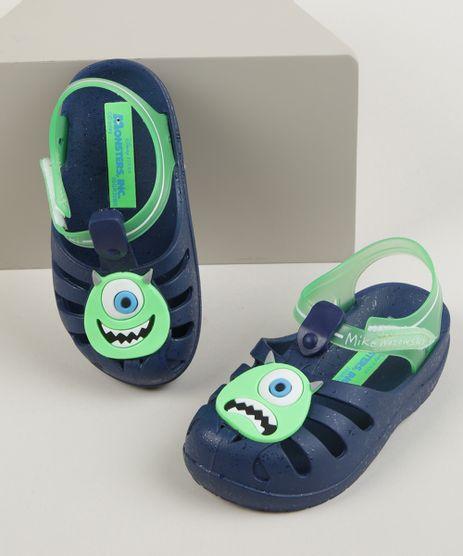 Babuche-Infantil-Grendene-Monstros-S-A--Azul-Marinho-9962310-Azul_Marinho_1