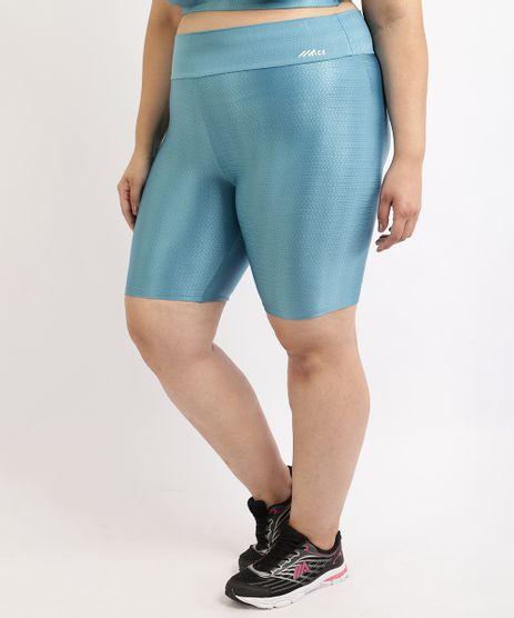 Bermuda-Feminina-Plus-Size-Esportiva-Ace-Cintura-Alta-Azul-Claro-9955131-Azul_Claro_1
