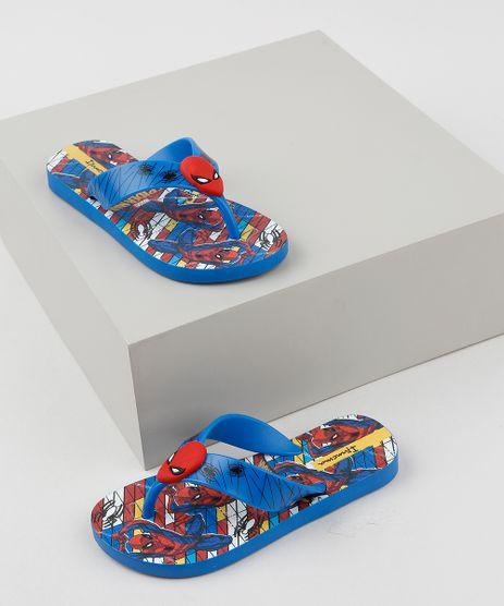 Chinelo-Infantil-Ipanema-Homem-Aranha-Azul-9957509-Azul_1
