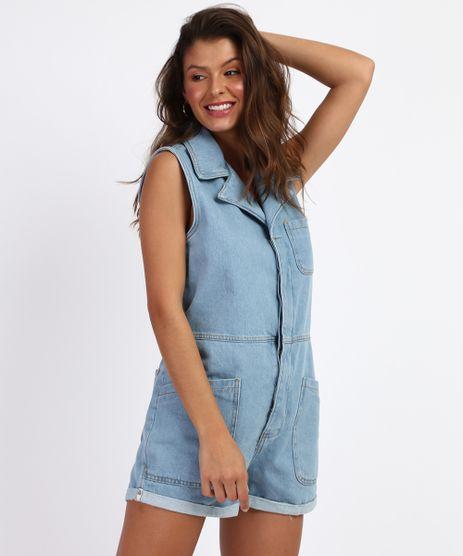 Macaquinho-Jeans-Feminino-com-Bolsos-Sem-Manga-Azul-Claro-9961217-Azul_Claro_1