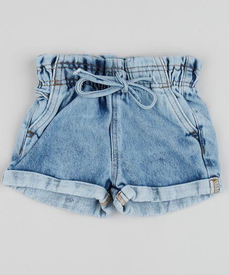 Short-Jeans-Juvenil-Clochard-com-Faixa-para-Amarrar-Azul-Claro-9961737-Azul_Claro_1