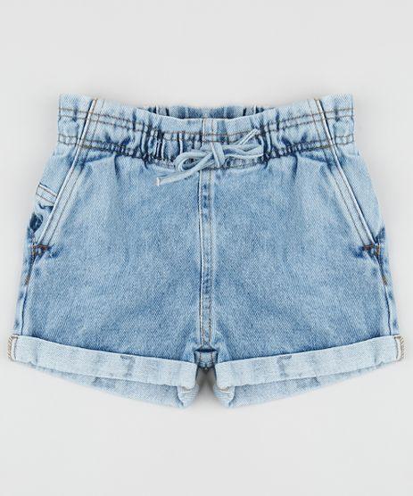 Short-Jeans-Infantil-Clochard-com-Barra-Dobrada-Azul-Claro-9961739-Azul_Claro_1