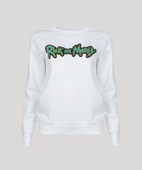 Blusao-de-Moletom-Feminino-Rick-and-Morty-Decote-Redondo-Off-White-9962095-Off_White_5