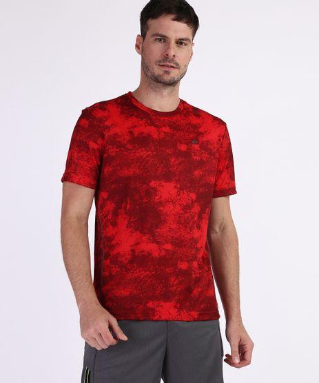 Camiseta-Masculina-Esportiva-Ace-Estampada-Marmorizada-Manga-Curta-Gola-Careca--Vermelha-9935723-Vermelho_1