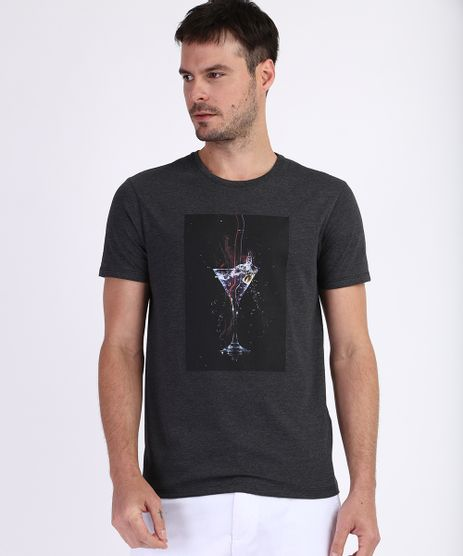 Camiseta-Masculina-Drink-Manga-Curta-Gola-Careca-Cinza-Mescla-Escuro-9963395-Cinza_Mescla_Escuro_1