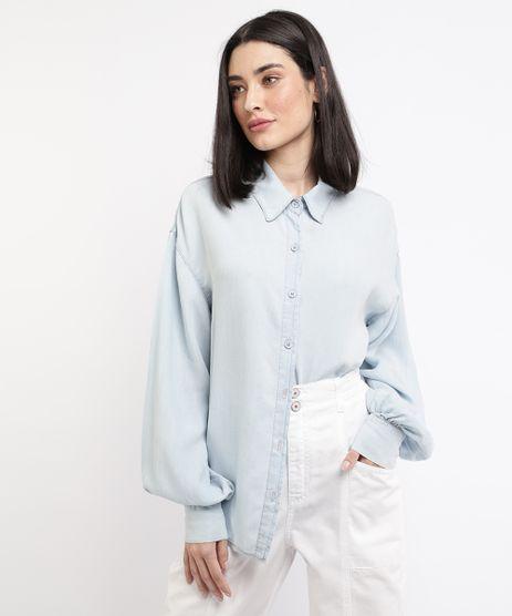 Regata-Jeans-Muscle-Tee-Feminina-Cropped-com-Ombreiras-Azul-Claro-9961218-Azul_Claro_1