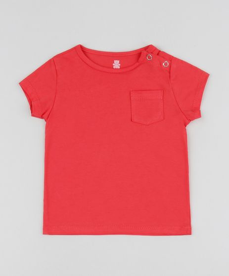 Camiseta-Infantil-Basica-com-Bolso-Manga-Curta-Vermelha-9961886-Vermelho_1