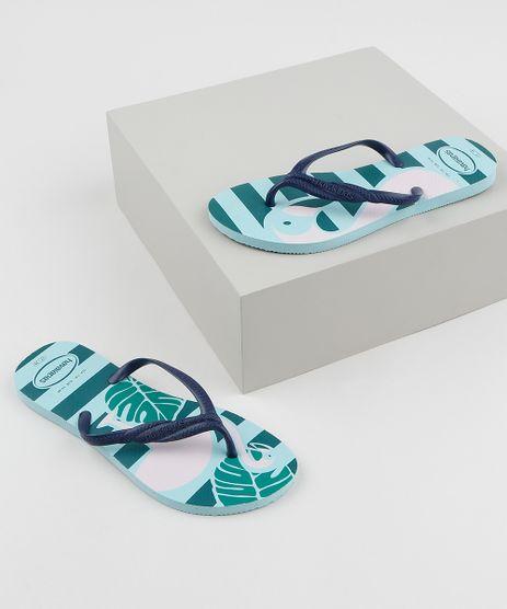 Chinelo-Feminino-Havaianas-Fantasia-Style-Estampado-de-Flamingos-Azul-9956028-Azul_1