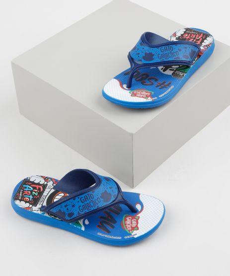 Chinelo-Infantil-Grendene-Gato-Galactico-Estampado-Azul-9959932-Azul_1