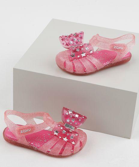 Sandalia-Infantil-Zaxynina-com-Laco-Rosa-9958776-Rosa_1
