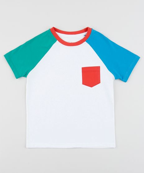Camiseta-Infantil-com-Bolso-Manga-Curta-Gola-Careca-Off-White-9961435-Off_White_1
