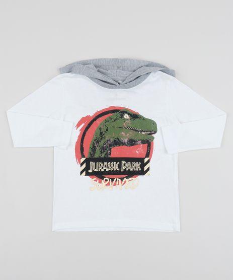 Camiseta-Infantil-Jurassic-Park-Manga-Longa-com-Capuz--Branca-9947654-Branco_1