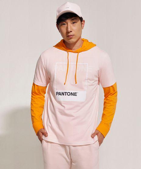 Camiseta-Masculina-Pantone-Manga-Curta-Gola-Careca-Rosa-Claro-9959147-Rosa_Claro_1