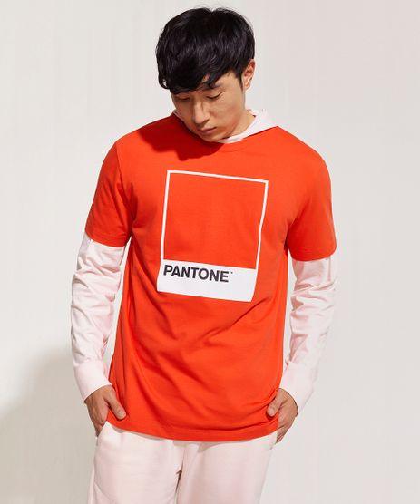 Camiseta-Masculina-Pantone-Manga-Curta-Gola-Careca-Vermelha-9959149-Vermelho_1