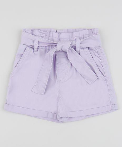Short-Infantil-Clochard-com-Faixa-para-Amarrar-Lilas-9959395-Lilas_1